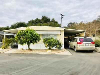 Ventura County Mobile Home Active Under Contract: 1202 Loma Drive #16