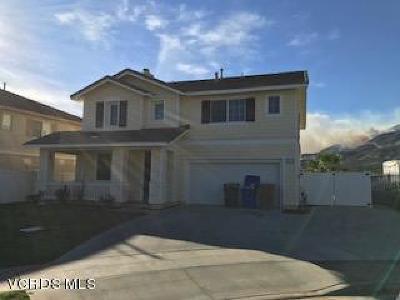 Fillmore Rental For Rent: 1073 Candelaria Lane