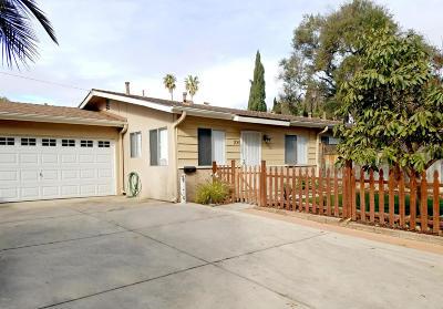Ventura Multi Family Home Active Under Contract: 2061 Cameron Street