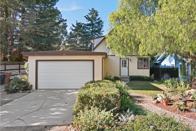 Newbury Park Single Family Home For Sale: 149 Timber Road