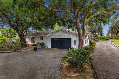Camarillo Single Family Home For Sale: 58 Vientos Road