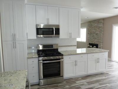 Oxnard Single Family Home For Sale: 3030 Circle Drive