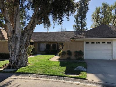 Camarillo Single Family Home For Sale: 11243 Village 11