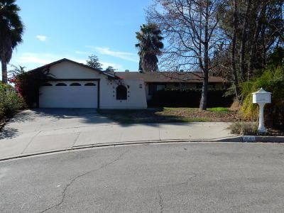 Oak View CA Single Family Home For Sale: $549,000