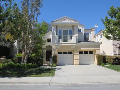 Moorpark Single Family Home For Sale: 11123 Shadyridge Road