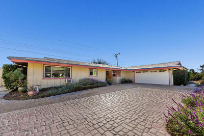 Ventura Single Family Home For Sale: 1048 Sunnycrest Avenue