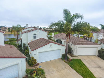 Oxnard Single Family Home Active Under Contract: 2253 Bermuda Dunes Place