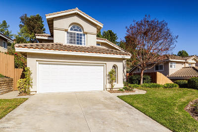 Camarillo Single Family Home For Sale: 5131 Colony Drive