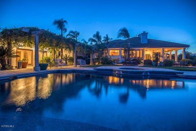 Westlake Village CA Single Family Home For Sale: $3,750,000