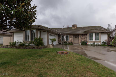 Camarillo Single Family Home Active Under Contract: 344 Appletree Avenue
