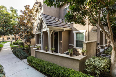 Camarillo Single Family Home For Sale: 3322 Ivy Garden Court