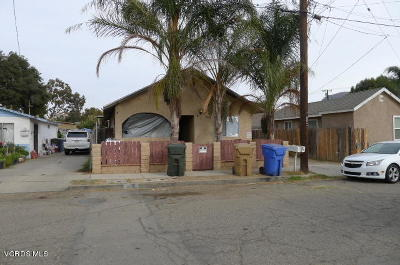 Santa Paula Multi Family Home Active Under Contract: 245 S 11th Street