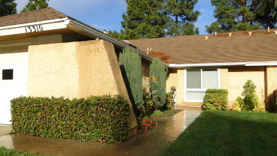 Camarillo Single Family Home For Sale: 13310 Village 13