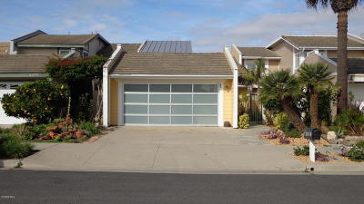 Oxnard Single Family Home For Sale: 4531 Costa De Oro