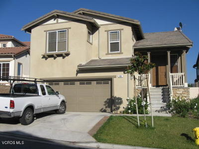 Santa Paula Rental For Rent: 885 Coronado Circle