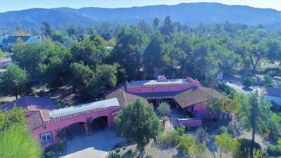 Single Family Home Sold: 909 Cuyama Road