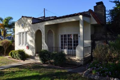 Santa Paula Single Family Home Active Under Contract: 416 9th Street