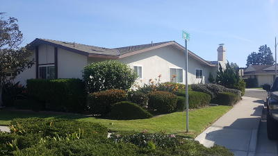 Port Hueneme Single Family Home For Sale: 2574 Ukiah Street