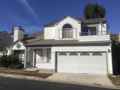 Simi Valley Single Family Home For Sale: 403 Algonquin Drive