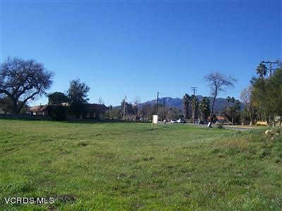 Residential Lots & Land For Sale: E Ojai Avenue
