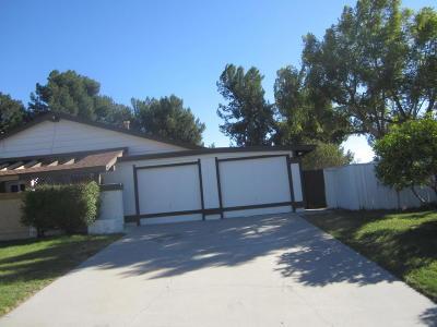Camarillo Rental For Rent: 5286 Laurel Park Drive
