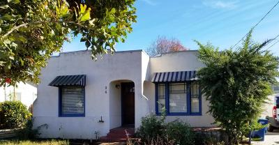 Ventura County Rental For Rent: 94 S Santa Rosa Street