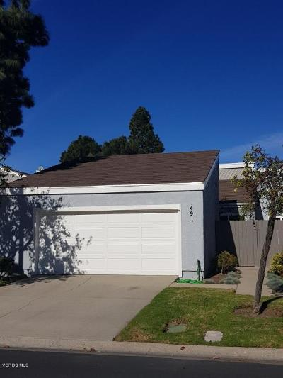 Port Hueneme Rental For Rent: 491 Harbor Lights Lane
