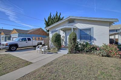 Ventura Multi Family Home For Sale: 405 Arcade Drive