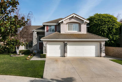 Oxnard Single Family Home For Sale: 2308 Crown Point Court