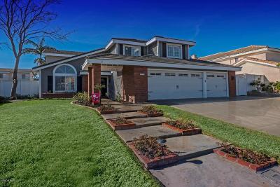 Ventura County Single Family Home For Sale: 1555 Via La Silva