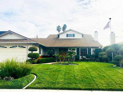 Ventura Single Family Home For Sale: 6486 Stork Street