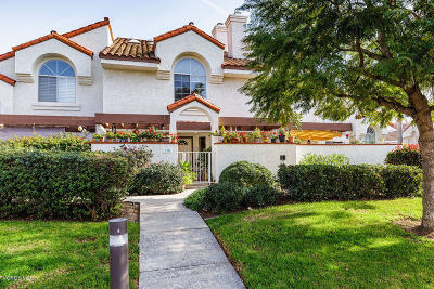 Camarillo Single Family Home For Sale: 276 Camino Toluca
