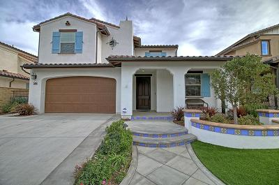 Camarillo Single Family Home Active Under Contract: 506 Bloomfield Place