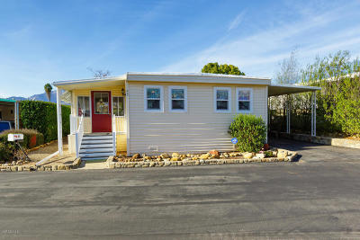 Ventura County Mobile Home For Sale: 1202 Loma Drive #95