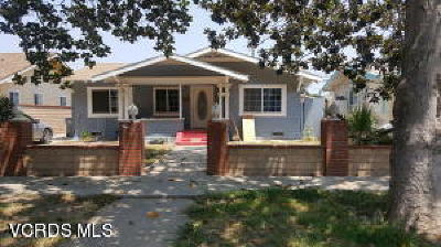 Oxnard Rental For Rent: 429 Magnolia Avenue