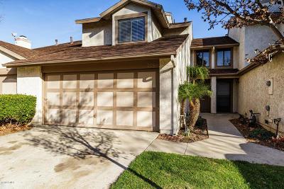 Ventura Single Family Home For Sale: 209 E Shoshone Street
