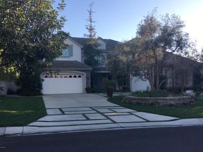 Camarillo Single Family Home For Sale: 5368 Plata Rosa Court
