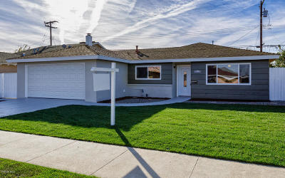 Oxnard Single Family Home For Sale: 2144 Langley Street