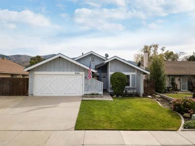 Camarillo Single Family Home For Sale: 6186 Calle Bodega