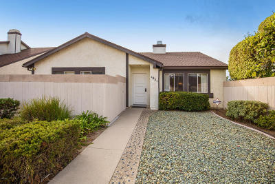 Oxnard Single Family Home For Sale: 1831 Masthead Drive