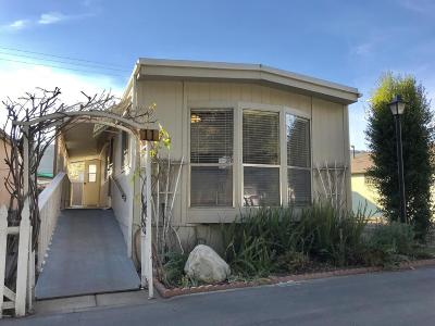 Ventura Mobile Home For Sale: 11 Mobile Lane