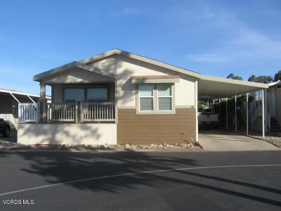 Camarillo Mobile Home For Sale: 116 Calle Viejo