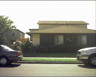 Oxnard Rental For Rent: 2610 El Dorado Avenue #D