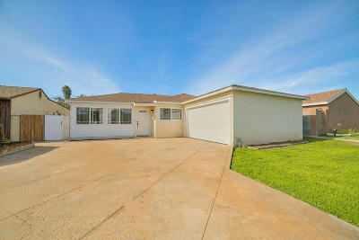 Port Hueneme Single Family Home For Sale: 1575 5th Place