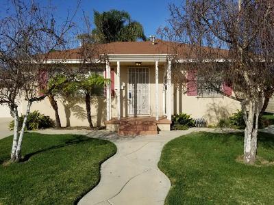 Oxnard Single Family Home For Sale: 363 E Kamala Street