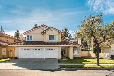 Oxnard Single Family Home For Sale: 706 Rosebud Drive
