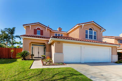 Camarillo Single Family Home For Sale: 1469 Paseo Maravilla
