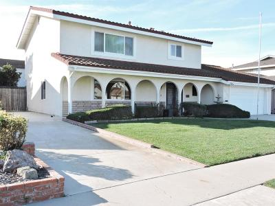 Camarillo Single Family Home For Sale: 1932 Hayden Street