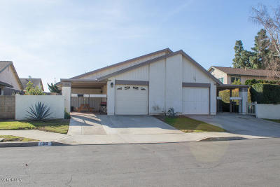 Camarillo Single Family Home For Sale: 136 Tree Fern Court