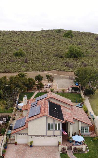 Thousand Oaks CA Single Family Home For Sale: $890,000